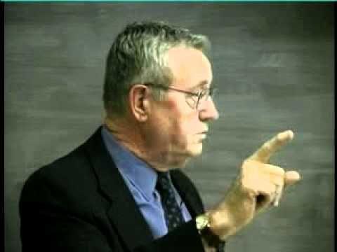 Dallas Willard discusses the idea of a world view.