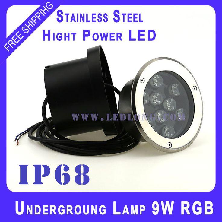 Дешевое Ip68 из нержавеющей undergroup лампы с RGB 9 Вт, Купить Качество Подземные светильники непосредственно из китайских фирмах-поставщиках:             Описание компании:                   Наша компания находится в Шэньчжэнь, Китай.  Мы производим светодиодные