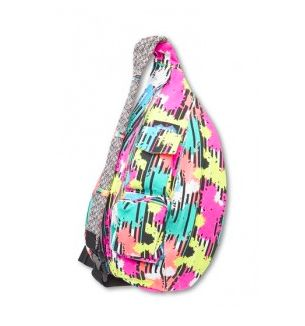 Super hip Kavu bags with lots of patterns to choose from at Mori Luggage & Gifts at The Forum!