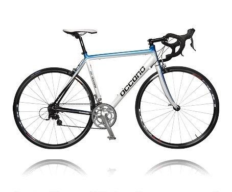 Occano racer, för mer info se:  http://www.stadium.se/sport/cykel/cyklar/131189/occano-r110-28-tum-racer