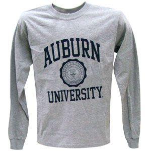 Oxford T-Shirt With Auburn Seal | Auburn University Bookstore
