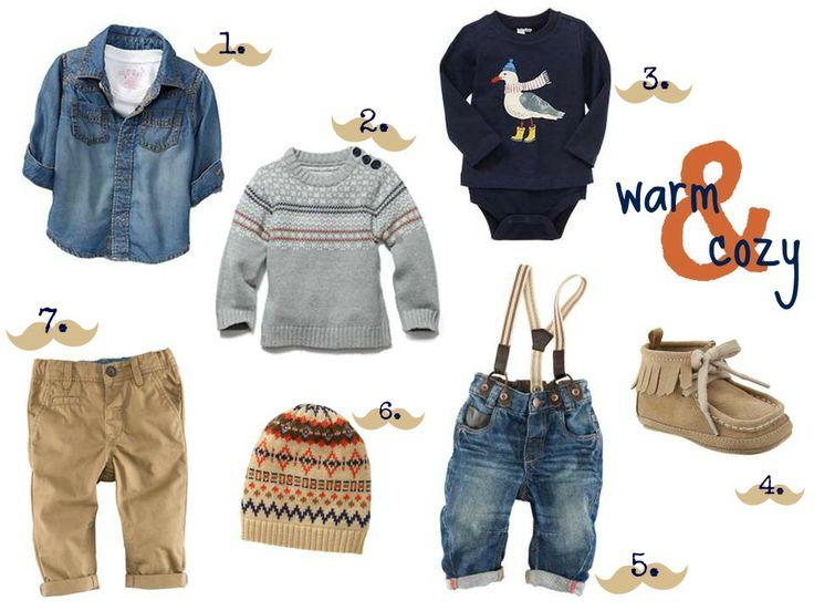 little boy clothes.