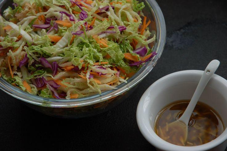 Salada Asiática