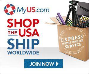 USA Forwarding Service   NO Dimensional Weight   MyUS.com