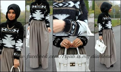 hijab fashion amazing style