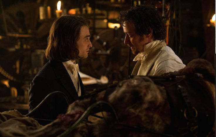 Trailer e pôster do filme 'Victor Frankenstein' com Daniel Radcliffe