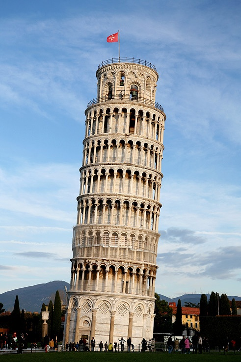 Leaning Tower of Pisa, Italy #Travel | Places I Recommend ...