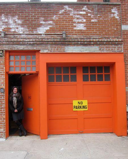 no parking. yes loft +++ & 90 best THE ORANGE DOOR images on Pinterest   Front door colors ... Pezcame.Com