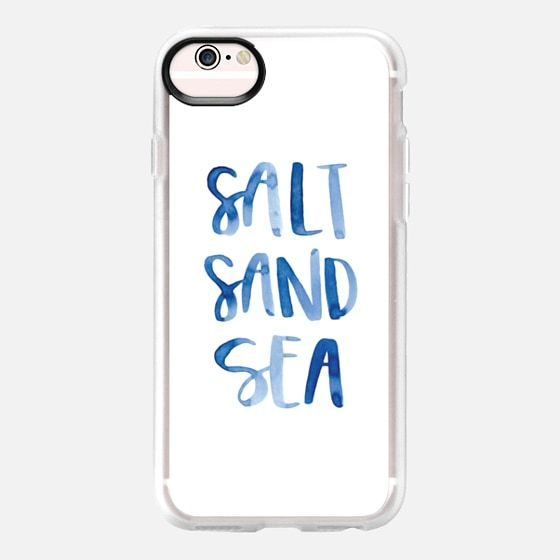 Classic Grip iPhone 6s Case - Sea by Green Tie Studio Sea by Green Tie Studio -