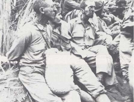 70 years ago today (April 10th) the Bataan death march began. Over 75,000 American and Filipino troops were forced marched over 60 miles to a prison camp. Of those forces that began the march, only 13,000 would survive to see the end of the war. Please take a moment to remember those brave veterans and the ordeal they endured in service to our Nation. Army Strong!