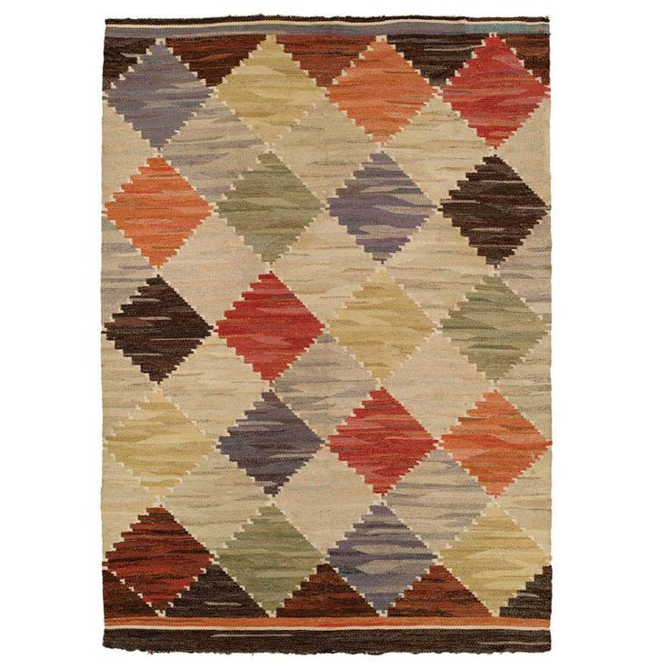 Mid 20th Century Modern Scandinavian area rug