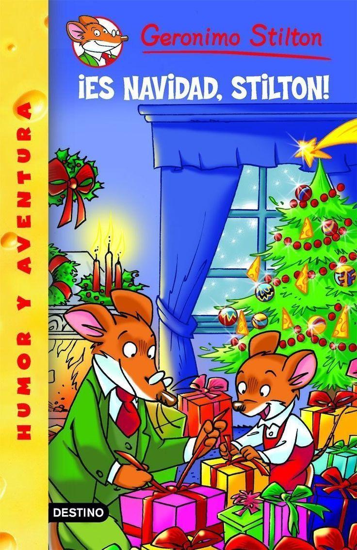 Todo parecía listo para la cena navideña con mi familia. En cambio, pobre de mí, ¡qué Nochebuena tan increíble me esperaba! Recogí cientos de miles de quesitos al chocolate, un tráiler me aplastó la cola, y mi casa prendió fuego. Pero ¡cuántos roedores me ayudaron! Sí, en Navidad todos nos sentimos más buenos. ¡Qué bonito sería que ocurriera lo mismo todo el año! A partir de 8 años.