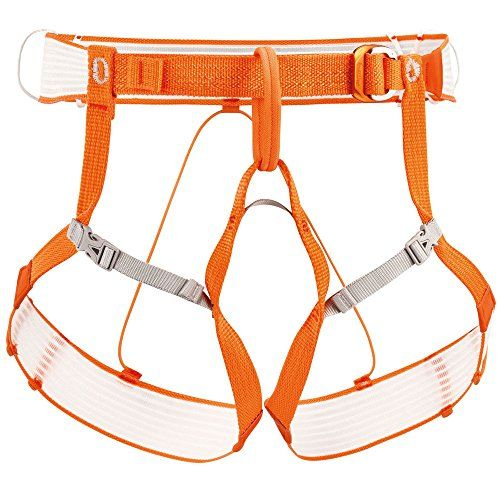Petzl Altitude Ultralight Harness  Orange MediumLarge ** See this great product. This is an Amazon Affiliate links.