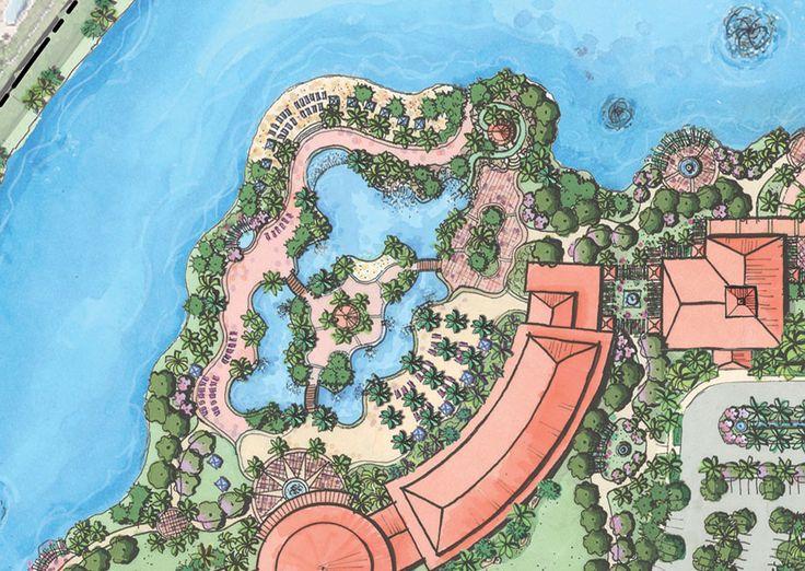 17 Best Images About Resort Master Plans On Pinterest