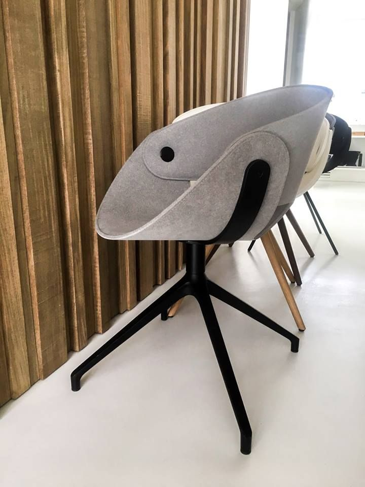 #Tonon #concept #chair  at our #Cambridge #Showroom with latest and trendy looks. #shop  now.