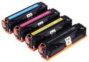 4 Cartouches Compatible HP 128A (CMYK)