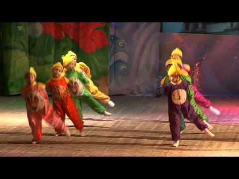 Танец ''часики'' - YouTube