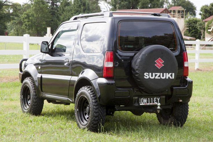 Suzuki Jimny Black - Пошук
