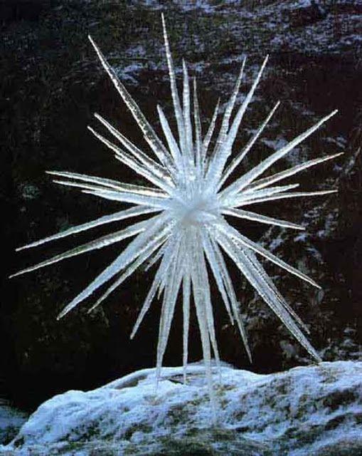 アンディー・ゴールズワージー「ice piece」 - pastport