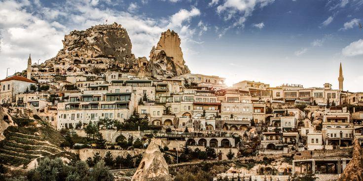 Cappadocia Cave Resort & Spa (Cappadocia, Turkey)