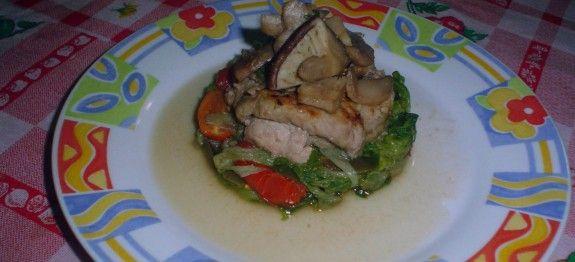 Tofu alla contadina - NinoChef in cuciniamo il bello