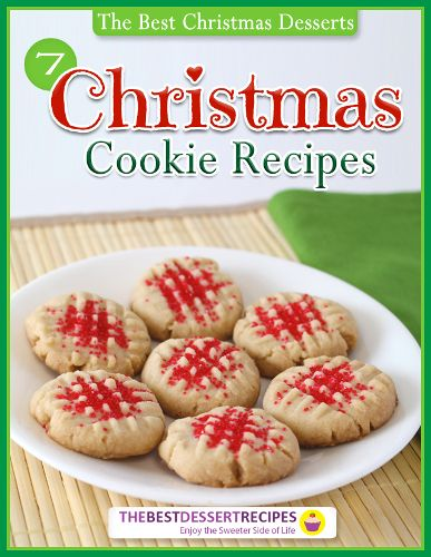 Best free christmas cookie recipes