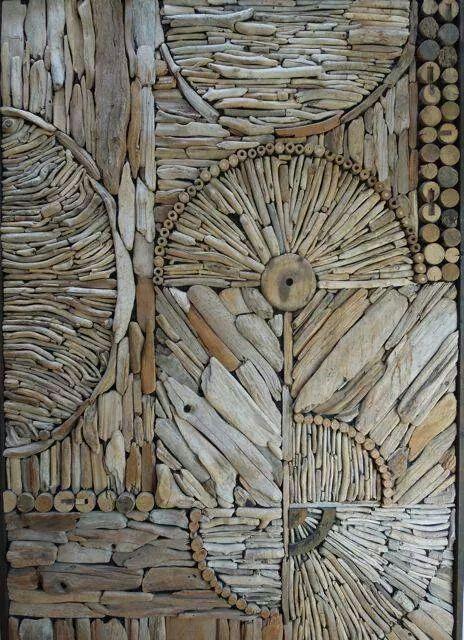 Driftwood Murial