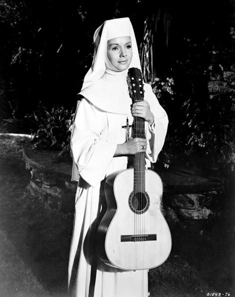 Debbie Reynolds in The Singing Nun | The 31 Most Sinfully Sexy Nuns In Movie History