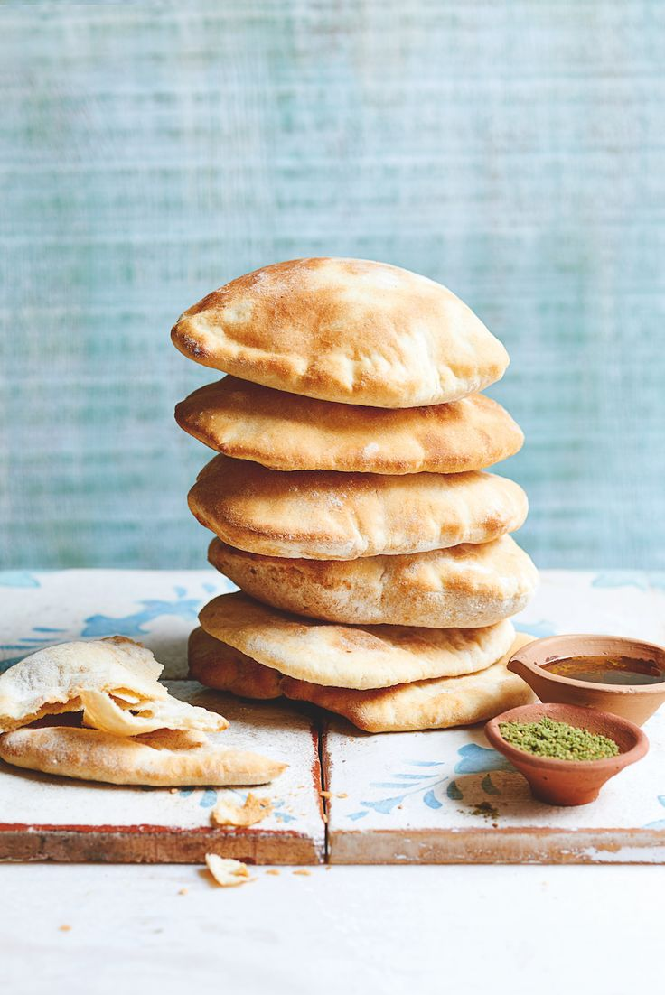 Recipe: Pitta bread | The Simple Things