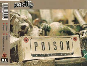 The Prodigy - Poison (CD) at Discogs