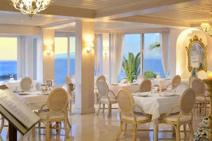 Indulge in succulent Mediterranean dishes at the ambient atmosphere of Thymare Restaurant  http://www.hotelpalladium.gr/