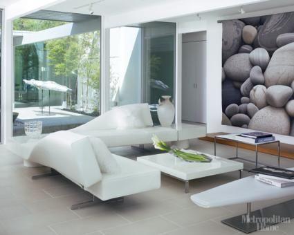 Home interior and design magazine