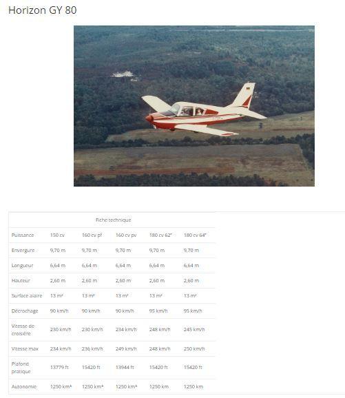 Horizon GY80