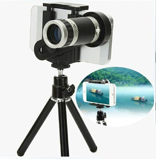 Trépied stand clip 8x 12x 18x téléobjectif mobile téléphone télescope lentille pour sony xperia l1/xa1xa1 ultra/x compact, z5 premium/z5 plus dans Mobile Téléphone Lentilles de Téléphones et Télécommunications sur AliExpress.com | Alibaba Group