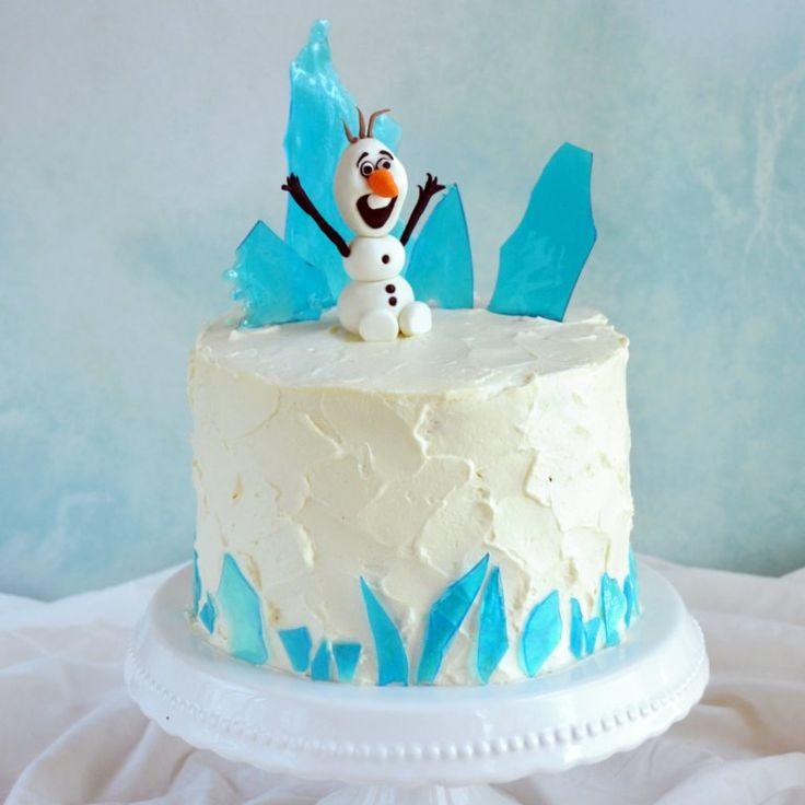 Cukorüveg készítése - jéghegyek Jégvarázs tortára  How to make sugar glass ice shards for Frozen cake