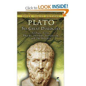Six Great Dialogues: Apology, Crito, Phaedo, Phaedrus, Symposium, The Republic: Amazon.ca: Plato, Benjamin Jowett: Books