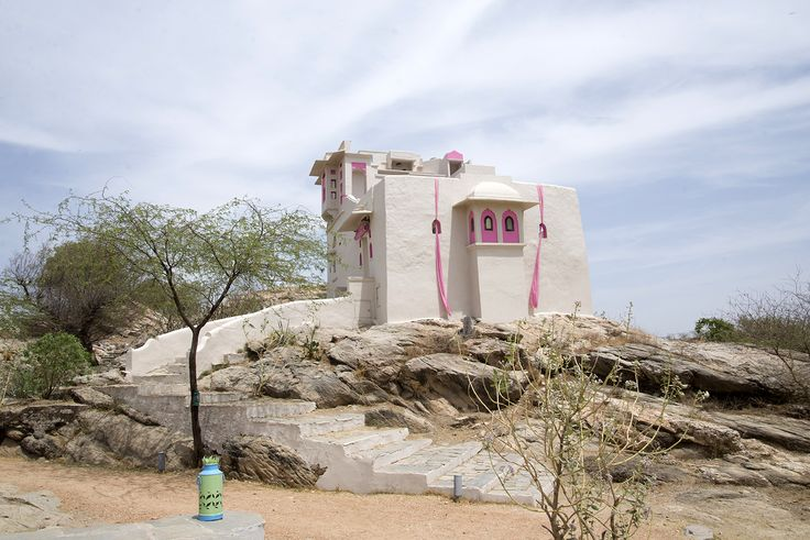 Lakshman Sagar resort in Rajasthan — LOVER #hotel