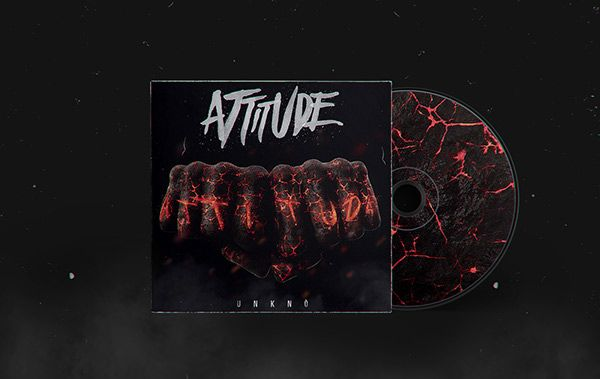 My work for a cd Cover made it with zbrush, keyshot and photoshop