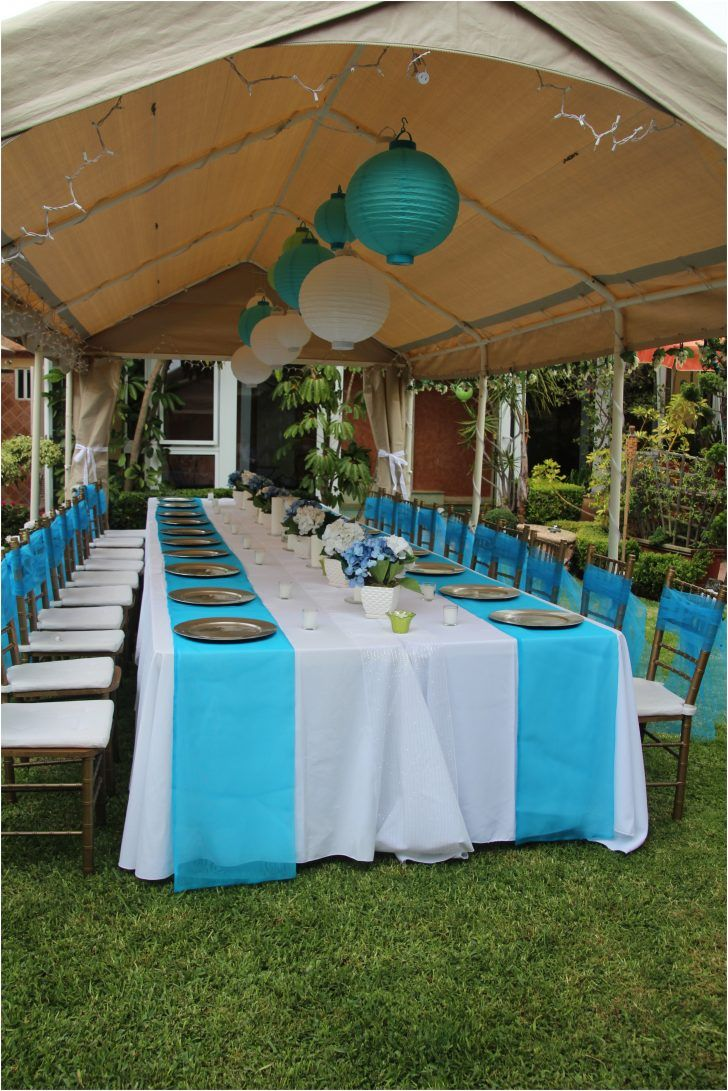 Compact Outdoor Party Decor 77 Backyard Pictures