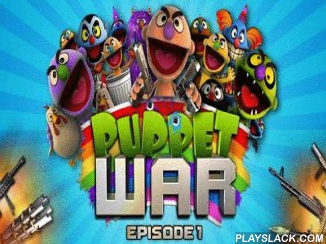 """Puppet WarFPS Ep.1  Android Game - playslack.com , The brand-new game Puppet War: FPS ep.1 is a sorb gunner with outstanding graphics, sound and motion graphics. Characters of """"Sesame Street"""" do not want to socialize children any more; they informed  an actual war on humaneness! Your work is to wreck them. Act more quickly; the former """"toys"""" are serious! You have very many categories of armaments at your power: weapons, chainsaws, weapons, boxing gloves, firearms, gagdet weapons, bombs and…"""