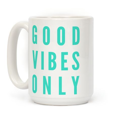 Inspire everyone in your home to chill out with this hot mug design.  Produced and printed in the United States.