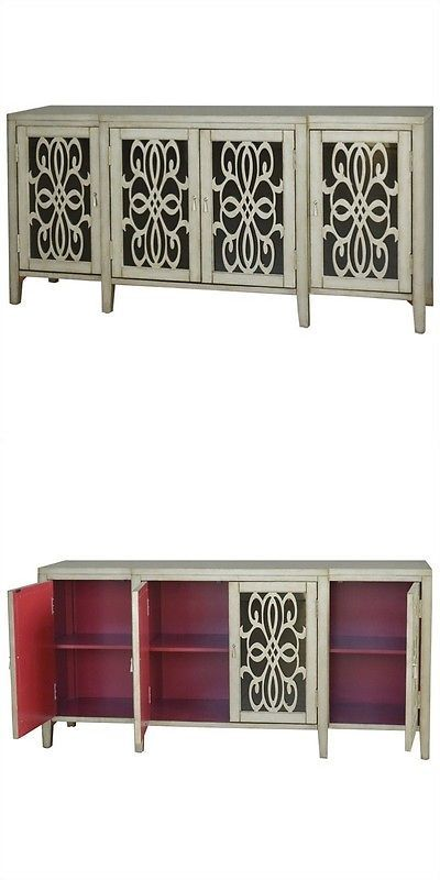 Sideboards and Buffets 183322: Pulaski Credenza In Tilda Transitional Buffet Table And Sideboard -> BUY IT NOW ONLY: $699.63 on eBay!