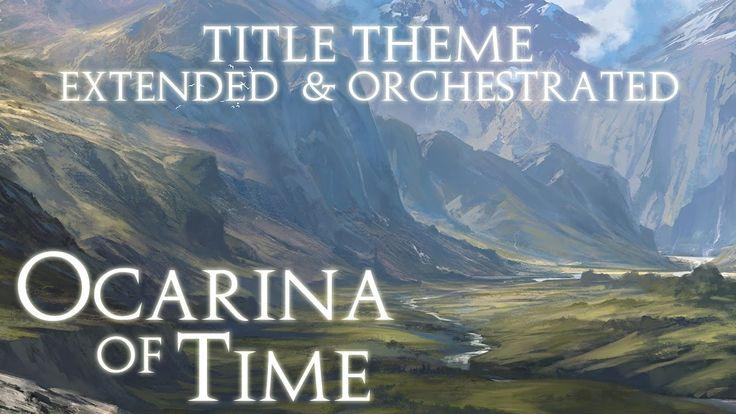 Koji Kondo — Title (Ocarina of Time) - [Orchestrated + Morning Sounds]
