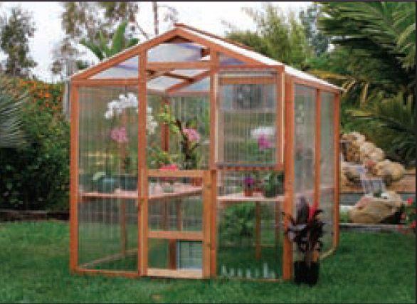 corrugated polycarbonate greenhouse - Google-søgning