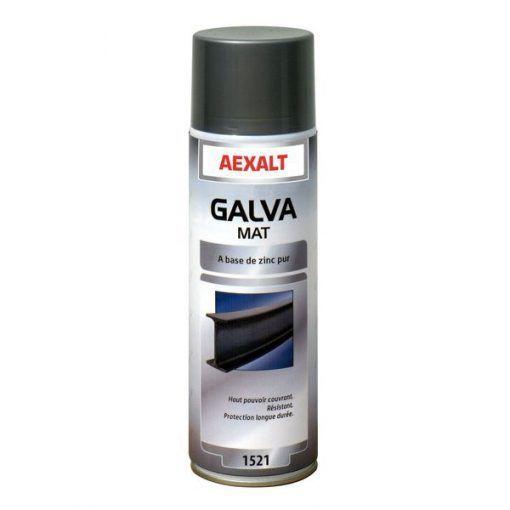 Primaire De Protection Anticorrosion Galva Mat Aexalt