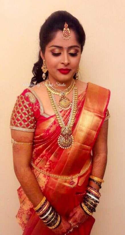 Eye makeup bridal indian gold 17 Super Ideas
