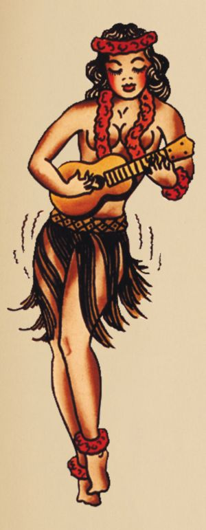 Image detail for -Festival season is well underway and Sailor Jerry's Ink City will be right in the thick of it. The unique 1930's style tattoo parlour will host the best authentic ...