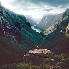 Fjord Gros Morne Provincial Park