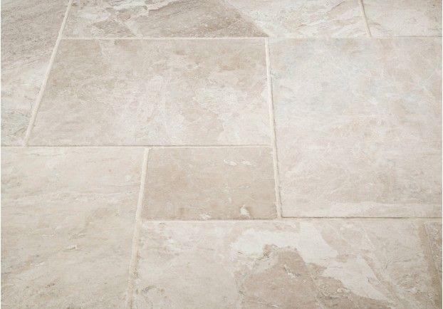 Diana Royal Tumbled Marble Tiles | Floors of Stone