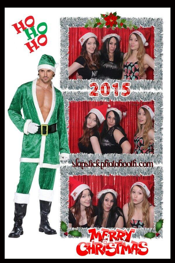 Christmas HOTTIE strip 4x6
